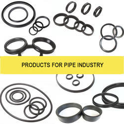 Rubber Rings for Pipe Industry