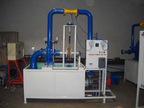francis turbine test rig at rs 120000 piece test rig id rh indiamart com Pelton Turbine Hydraulic Turbine