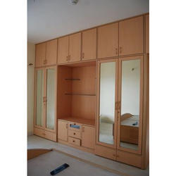 Built In Bedroom Wardrobe