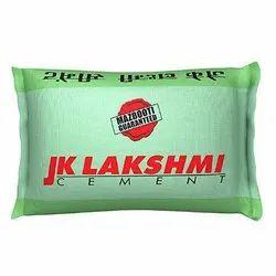 PPC (Pozzolana Portland Cement) Jk Lakshmi Cement, Packaging Size: 50, Cement Grade: Grade 53