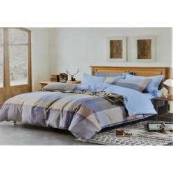Sig. Zordan Cotton Printed Double Bed Sheet