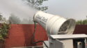 Mist Cannon Dust Suppression System