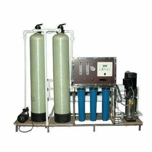 1000 LPH Automatic FRP RO Plant for Industrial