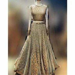 Stitched Wedding Wear Ladies Embroidered Lehenga