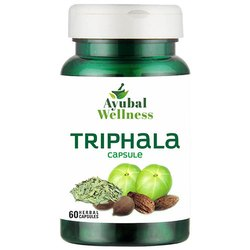 Triphala Capsule (Help in Chronic Diseases)