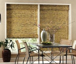 Living Room Window Blind