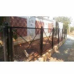 Iron Grill Fencing