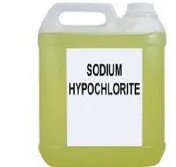 Disinfectant solution - Sodium Hypochlorite