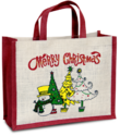 Christmas Fancy Jute Bag