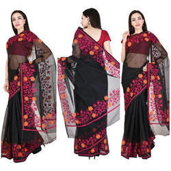 7c8704af533ea Mirror Work Saree at Best Price in India
