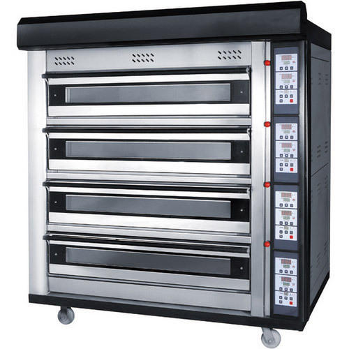 12 Tray Gas/Electric Baking Oven,Bakery Equipment - Lemarkz