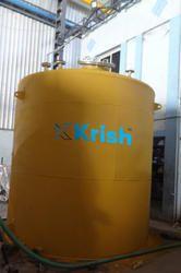 Nitric Acid Storage Tank, Capacity: 5000-10000 L