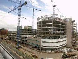 Concrete Frame Structures Hospital Building Construction