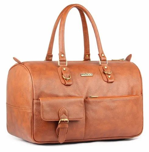 d6f42cf333 Travel Duffle Bag - The Clownfish Ambiance Series Synthetic 1102 Cms Unisex  Travel Duffle Bags (Beige) Manufacturer from Mumbai