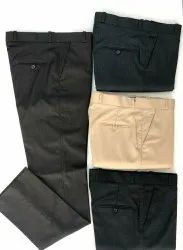 Cotton Polo And Regular Fit Formal Trousers, Size: 36-42