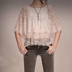 Ladies Stylish Net Top