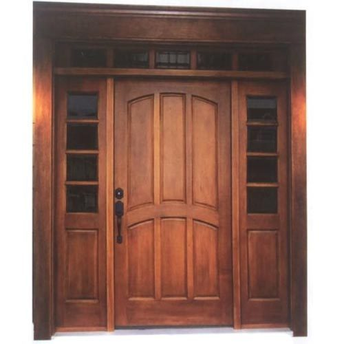 Wonderful Wooden Main Door