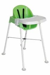 INFANTO Metal Eco Baby Highchair, For Home