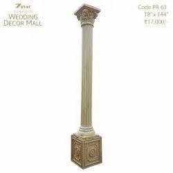 PR63 Fiberglass Pillar
