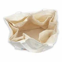 BT Handled Cotton Vegetable Bag
