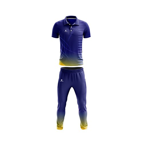 Color Cricket Team Wear