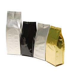 9fb53b7e64 Laminated Bags For Coffee Pouches With Valves