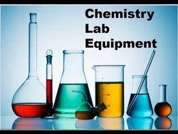 Borosilicate Glass Chemistry Lab Equipment
