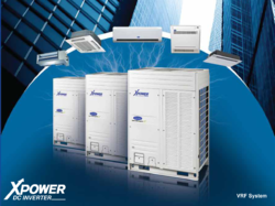 Carrier VRF Air Conditioning System
