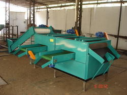 High Cap Potato Grader
