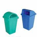 110L Free Stand Garbage Litter Bin
