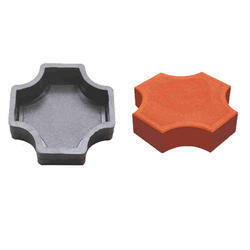 Temaco 1 Paver Blocks Rubber Mould