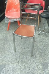 Stainless Steel Dining Chair for Home