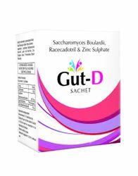 Saccharomyces Boulardii Lactic Acid Bacillus Zinc Sulphate Sachet