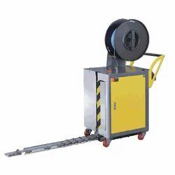 Semi Auto Pallet Strapping Machine