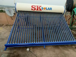 Commercial Solar Heater