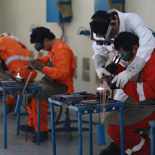Welding Training Manufacturer From Faridabad