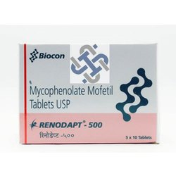 Mycophenolate Mofetil 500mg Tablets