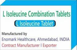 L Isoleucine Tablet