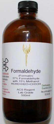 Formal Dehyde