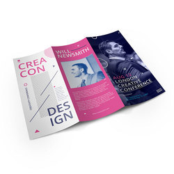 Tri Fold Catalog Printing Services