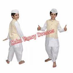 Kids Lal Bahadur Shastri Costume