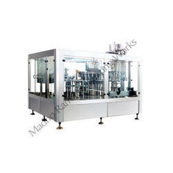 Mineral Water Filler Machine
