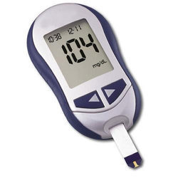 Glucometer with Voice