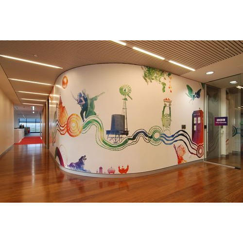 Office Wall Painting Service Contract Painting Contract Painting