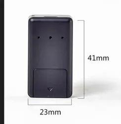 Black 2 Mp Spy Camera, For Office