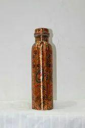 Printed Copper Bottle