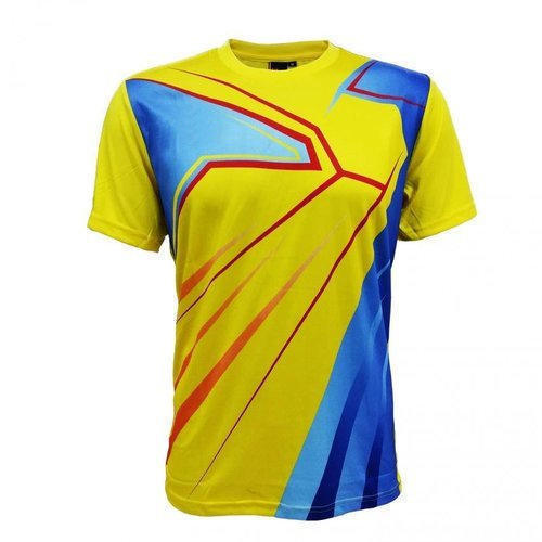 3089fd620 Clad Printed Round Neck Sport T Shirt, Rs 180 /piece, Clad Sports ...