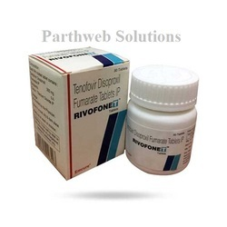 Rivofonate 300mg tablets