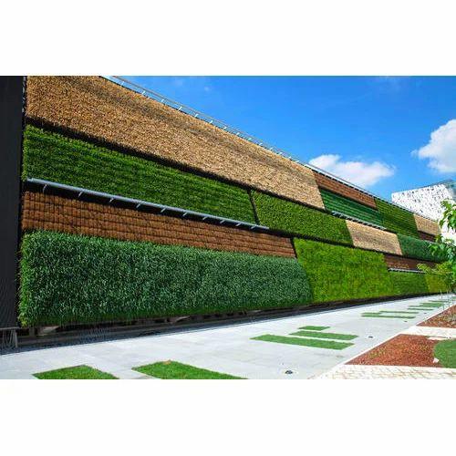 Green Wall Irrigation System