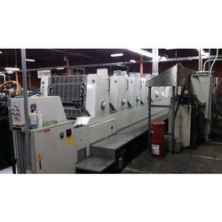 Sakurai. 5 Colour Plus Coater Offset Printing Machine